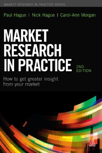 Market Research In Practice Book