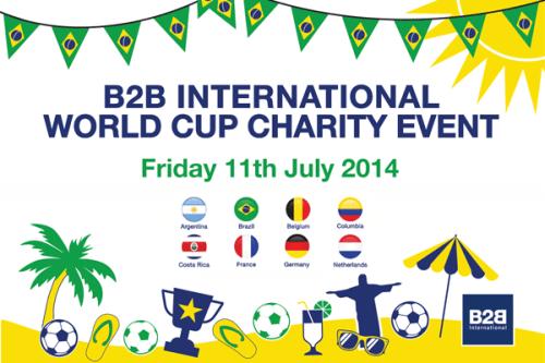 B2B International World Cup Charity Event