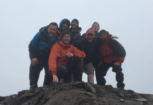 3 Peaks Challenge Conquered in 23 Hours and 7 Minutes
