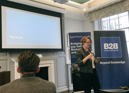 The Value of the B2B Brand