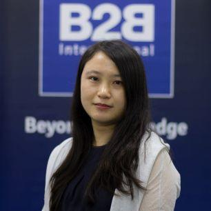 Photo of Joyce Gao