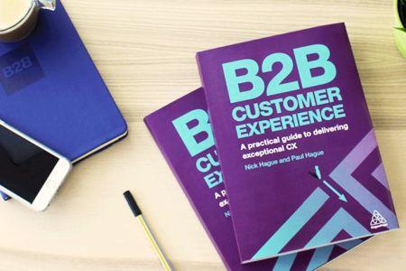 "'B2B Customer Experience"" Nominated in Business Book Awards"