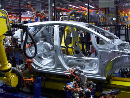 Automation and Robotics in Automotive