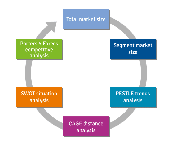 Market assessment and situation analysis