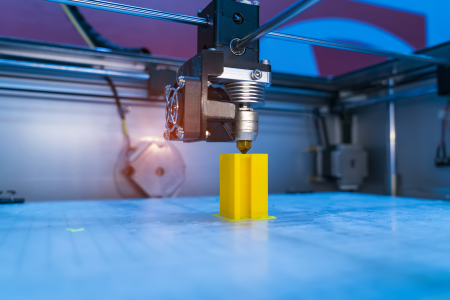 3D and 4D printing