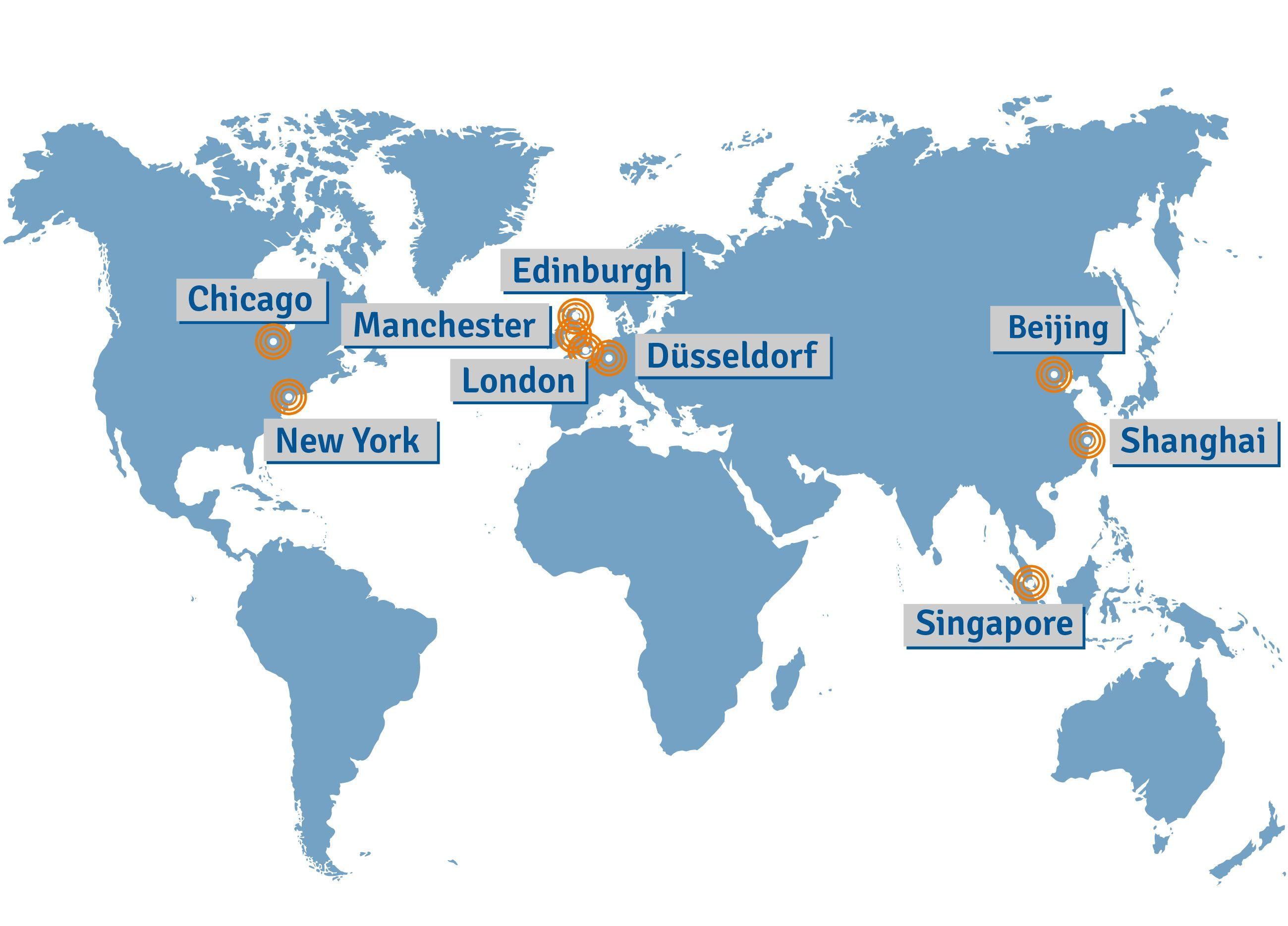 b2b international global offices