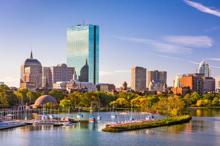 b2b international opens up in Boston